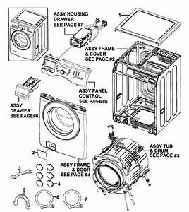 Looking For Kenmore Model 40249032012 Washer Repair