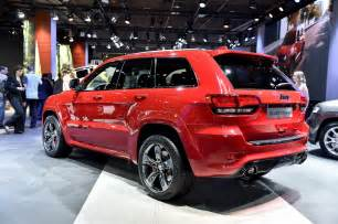 2017 Jeep Grand Cherokee SRT Hellcat