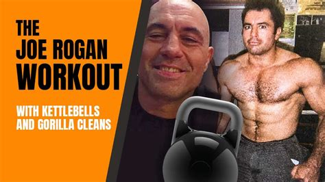 kettlebell rogan joe workout body workouts onnit after before routines exercises pdf kettlebells training enter beginner transformation beginners single gym
