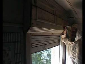 Comment Tuer Un Frelon : colonie d 39 abeilles dans un coffre de volet 1 colony of honeybees in a chest of shutter 1 youtube ~ Melissatoandfro.com Idées de Décoration
