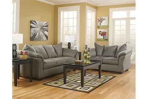 cobblestone darcy sofa cobblestone gray cafe brown