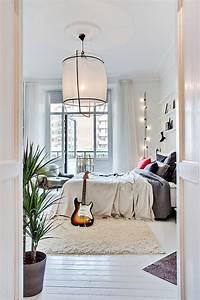 appartement confortable a la deco vintage With affiche chambre bébé avec fleur d appartement blanche