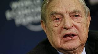 Evil-Billionaire George Soros Said Something Right At DAVOS: China's Use Of AI To Control Citizens Is A 'Mortal Threat'…