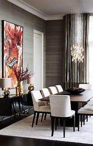 Elegant, Modern, Dining, Room, Design, Ideas, 32