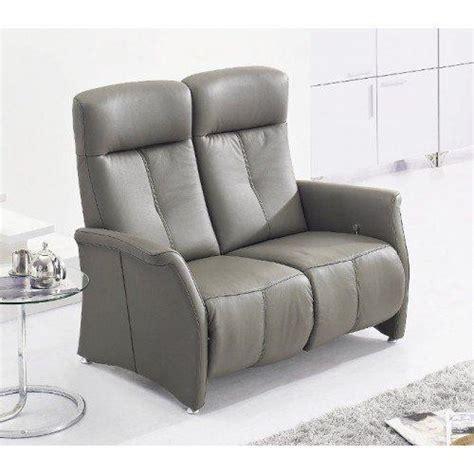 canapé relax gris kingston canape relax cuir vachette gris