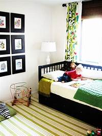 little boy room ideas Beautiful, Eclectic Little Boys and Girls Bedroom Ideas