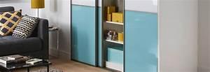 Portes Coulissantes Pour Placard : les portes de placard coulissantes sur mesure ~ Melissatoandfro.com Idées de Décoration