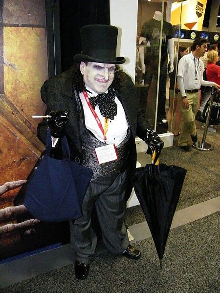 penguin cosplay  batman returns  danny devito