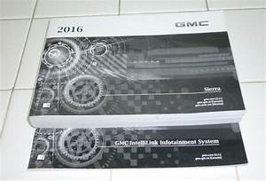 2016 Gmc Sierra Owners Manual Set 16   Infotainment System