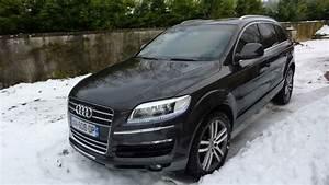 Audi 7 Places : troc echange audi q7 4 2 v8 tdi avus 7 places sur france ~ Gottalentnigeria.com Avis de Voitures
