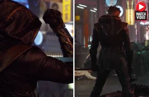 Avengers Trailer Ronin Appears Endgame First Look