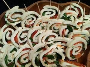 costco west des moines mozzarella tomato basil pinwheels appetizer salads