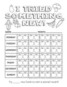printable healthy chart coloring pages happiness is