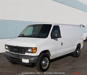 Small Engine Maintenance And Repair 2006 Ford E250