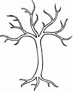 Winter Tree Coloring Page | www.imgkid.com - The Image Kid ...