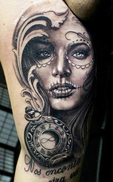 mexikanische tattoos vorlagen 113 best muerte tattoos images on inspiration tattoos la catrina and ideas