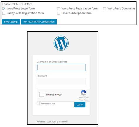 ip blocking  google recaptcha  wordpress plugins
