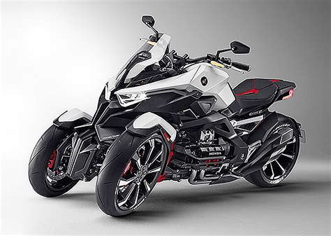 2016 New #honda #neowing #lmw #concept Photos & Details