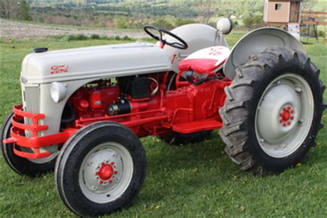 yesterdays tractors tractor profile ford