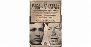 The Rizal–Pastells Correspondence: The Hitherto ...