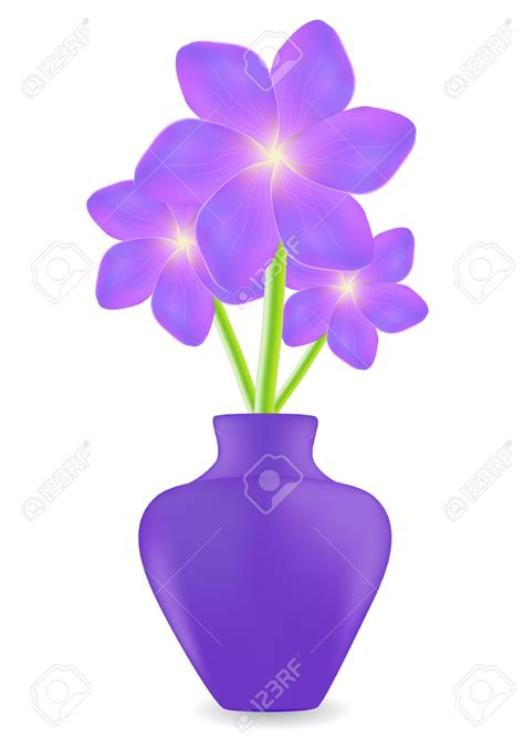 lilac clipart vase pencil and in color lilac clipart vase