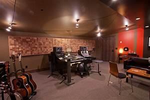 Home music studio eclectic family room minneapolis