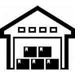 Warehouse Icon Vector Svg Tile Clipart Transparent