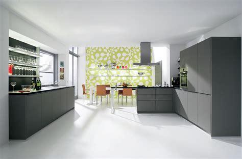 cuisine grise anthracite cuisine gris et bois