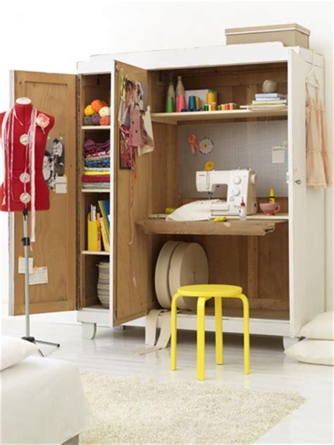 placard bureau créer un bureau atelier dans un petit espace idée