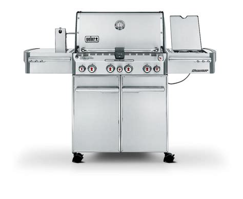 Weber Summit 470 Weber Summit S 470 Gas Grill Review