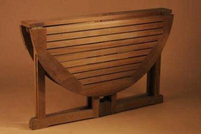 table pliante avec chaises integrees table console pliante images