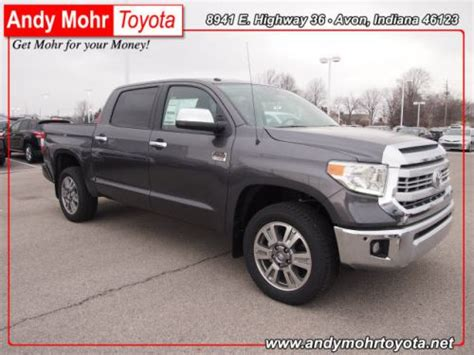 Buy New 2014 Toyota Tundra 1794 In 8941 E. Us Highway 36