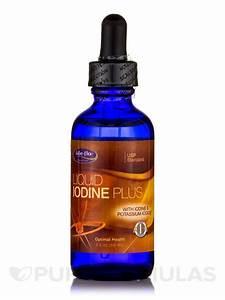 Liquid Iodine Plus