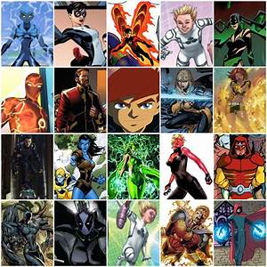 """Super Hero Squad Online's """"Most Wanted"""" Characters! Redux ..."""