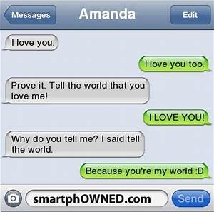 25+ best ideas about Love text on Pinterest | Sweet texts ...