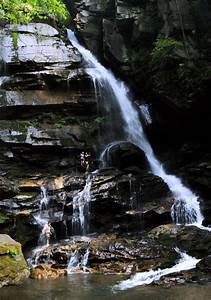 Word First Page Big Bradley Falls In North Carolina Danae Christine