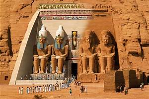 Abu Simbel on Pinterest | Egypt, Temples and Statues