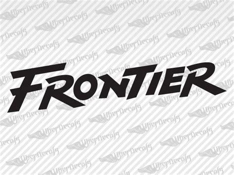 nissan frontier decal nissan frontier graphics decals