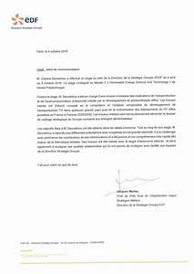 Lettre De Résiliation Edf : lettre de recommandation edf ~ Maxctalentgroup.com Avis de Voitures