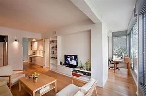 Small, Apartment, Design, In, Tel