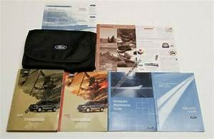 2005 Ford Expedition Owners Manual Xls Xlt Limited King