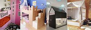 Chambre D Enfant Ikea : les super transformations de lit pour enfant kura d 39 ikea ~ Teatrodelosmanantiales.com Idées de Décoration