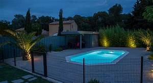 Eclairage Terrasse Piscine : eclairage exterieur terrasse piscine eclairage ext rieur luminaire piscine terrasse spot ~ Preciouscoupons.com Idées de Décoration