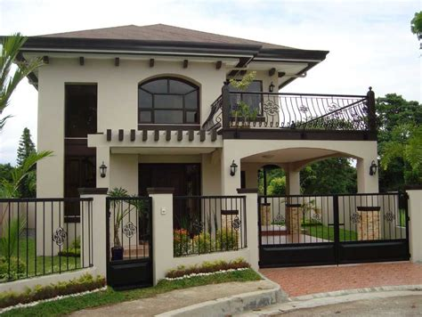 2 Story House Plans With Balcony Ideas