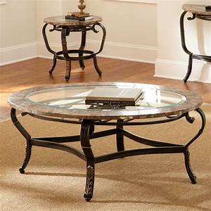 Round wood and metal side table coffee table for Cheap round wood coffee table