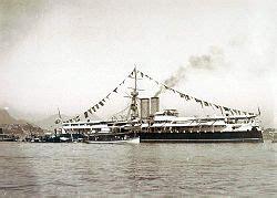 led ladario the ironclad riachuelo 1885