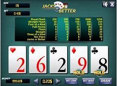Free Jacks or Better Online Play Our No Download Version