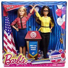 Barbie Careers Presidential Dolls (2 Pack