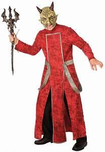Karneval Kostuem Maenner : teufelskost m kost m teufel m nner halloween horror karneval kost m herren kk ebay ~ Frokenaadalensverden.com Haus und Dekorationen