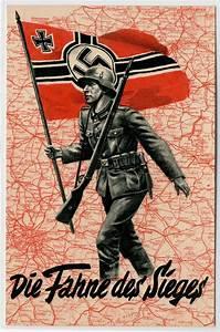 "German WW2 ""The flay of victory"" | Propaganda Nazi de la ..."